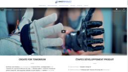 Innoproduct screen shot site internet